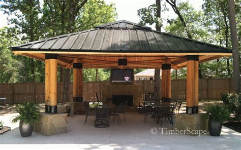 backyard bungalow plans photo gallery bungalow custom gazebo photo 2