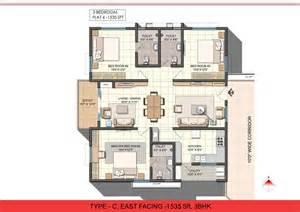 3 bhk single floor house plan ncc one in gajula ramaram hyderabad by nagarjuna