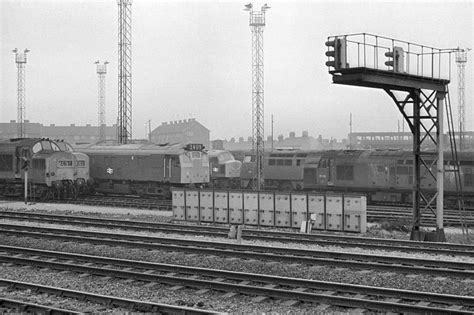 br class 25 locomotives in 25077 cardiff canton