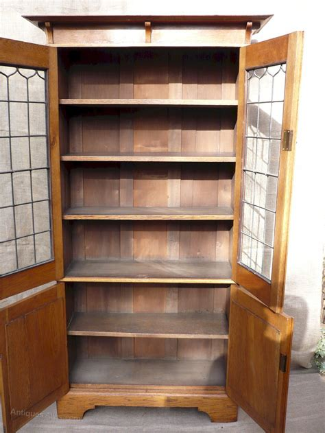 arts and crafts bookcase arts and crafts bookcase with strap hinges antiques atlas