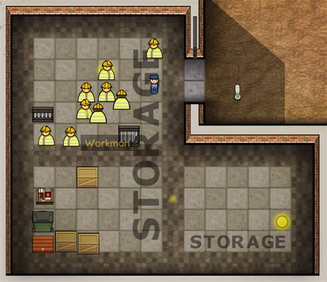 riot prison architect wiki fandom powered by wikia storage prison architect wiki fandom powered by wikia