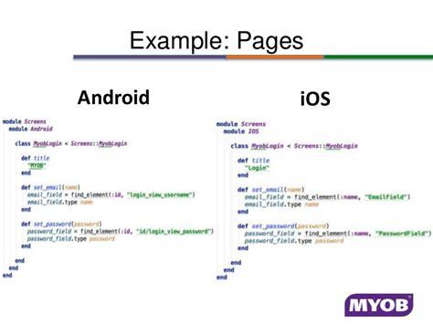 appium tutorial github swift json exle phpsourcecode net