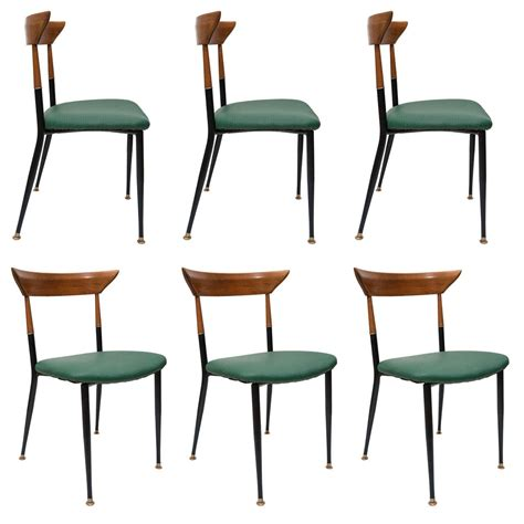 Mid Century Dining Room Chairs by Mid Century Modern Dining Chairs At 1stdibs