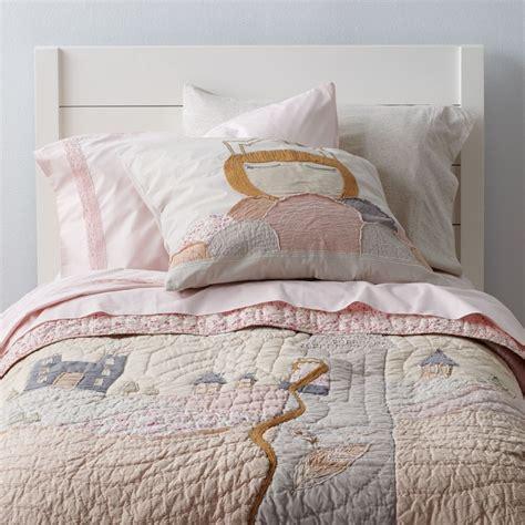 rapunzel themed bedding the land of nod