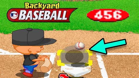 pablo backyard baseball pablo crushed that backyard baseball 2001 ebbets field