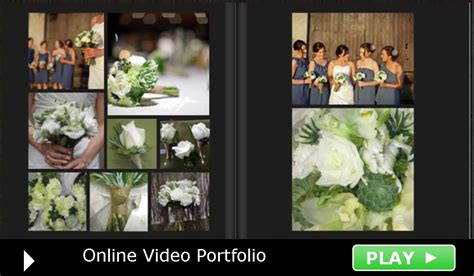 Wedding Brochure Bouquets by Wedding Flowers Wedding Flower Brochure