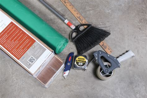 DIY Project: Replace Vinyl Flooring with Laminate