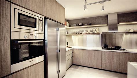 modern kitchen singapore designing a sleek modern kitchen home decor singapore