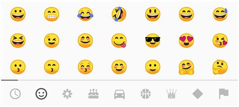 new emojis android bye bye blobs android o intros new emoji droid