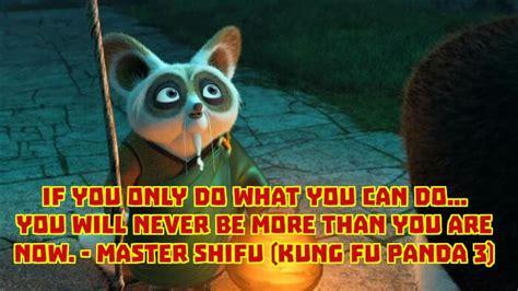 kung fu panda quotes a quote of kung fu panda 3 quotesaga