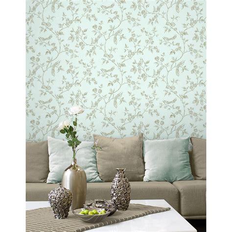 Living Room Wallpaper The Range T 220 Rkis Entenei Tapete Designs Fein Dekor Eule