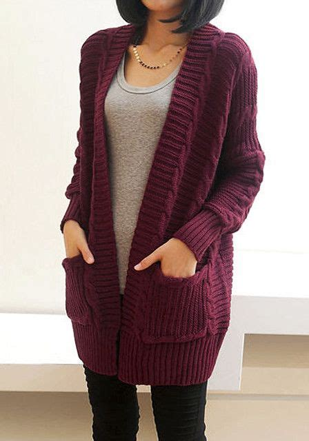 thick knit cardigan best 25 chunky cardigan ideas on chunky