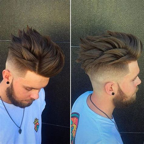 mens hairstyles back of head undercut hairstyle men back of head