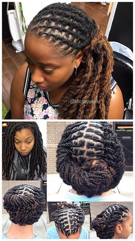 photos of dreadlock flip hairstyles locs by lo www styleseat com locsbylo ig locsbylokelo