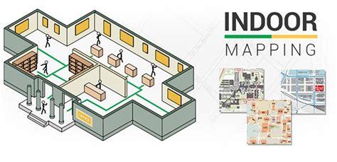 indoor mapping technology   frontier  digital app era