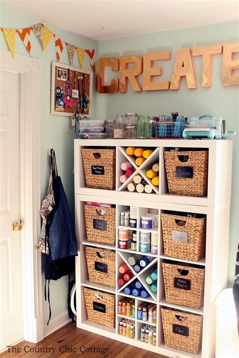 arts and craft storage for 25 best ideas about craft storage on craft