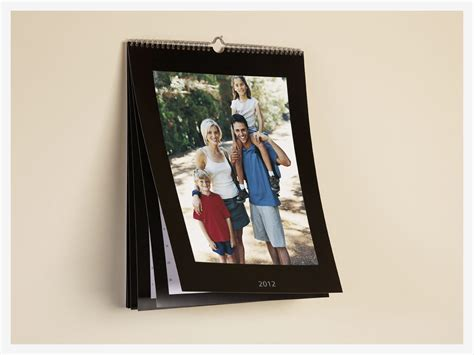 make your own wall calendar with photos make your own calendars personalised photo wall