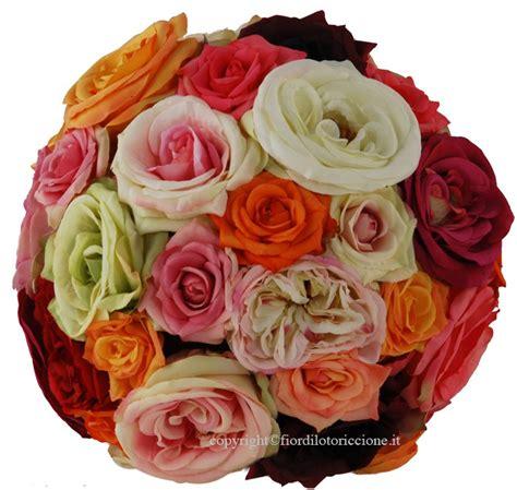 palla di fiori sfera di fiori finti coroncine e sfere di fiori fiori
