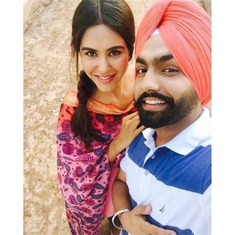 ammy virk wedding photos ammy virk stars alongside sonam bajwa in new movie