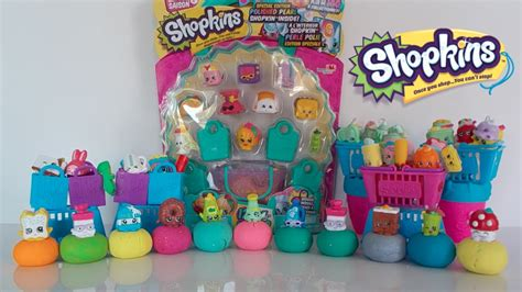 Mainan Anak Shopkins Season 3 shopkins season 3 pack 12 new shopkins play doh
