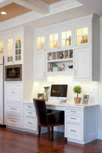 kitchen desk cabinet 17 best ideas about computer desks on pinterest desk for computer farmhouse home office