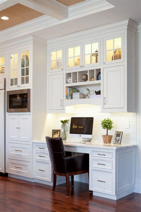 design home office using kitchen cabinets 17 best ideas about computer desks on pinterest desk