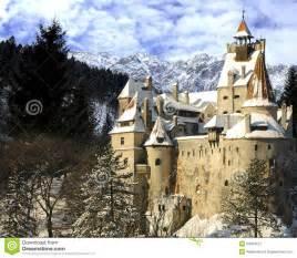 Castle Bran by Dracula S Bran Castle Transylvania Romania Royalty Free