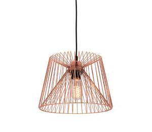 small black l shade zurich small pendant light wire shade black or copper