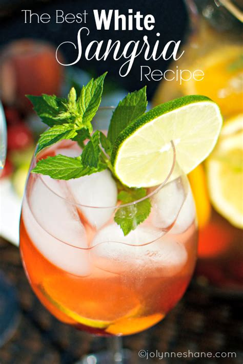 best white sangria recipe musings of a housewife