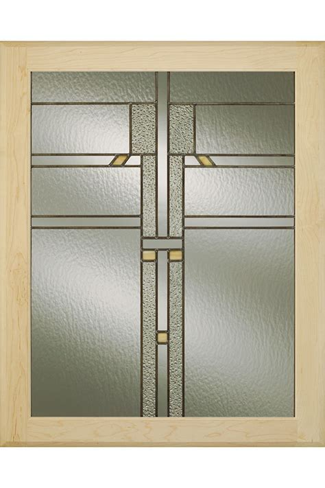 Pasadena Glass Cabinet Insert   Decora Cabinetry
