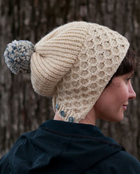 knit pom pom hat pattern pom pom hats knitting patterns in the loop knitting
