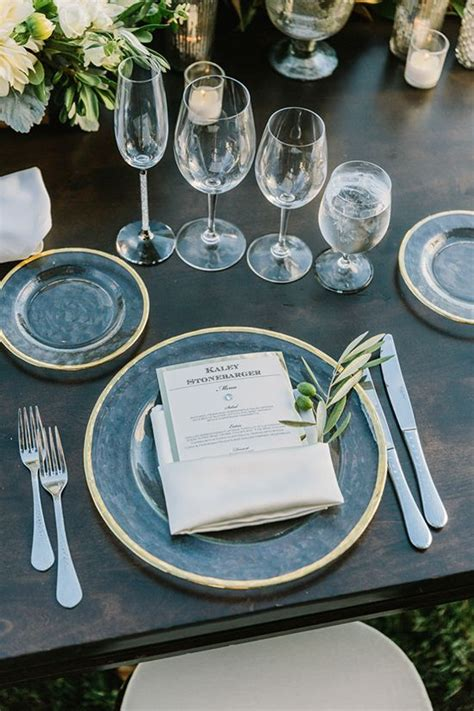 wedding reception table setting ideas pictures 20 impressive wedding table setting ideas modwedding