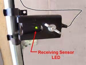 quot why won t my garage door quot safety sensor 101