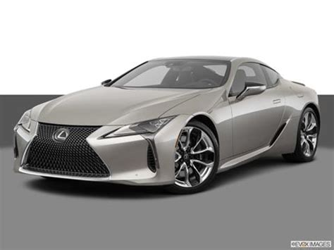 Lexus Lc Pricing Ratings Reviews Kelley Blue Book