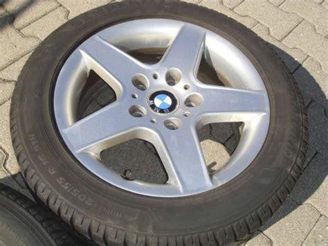 Bmw 1er Zugelassene Reifen Felgen by Bmw Winterreifen Leichtmetall Felgen Z4 1er 3er 205 55