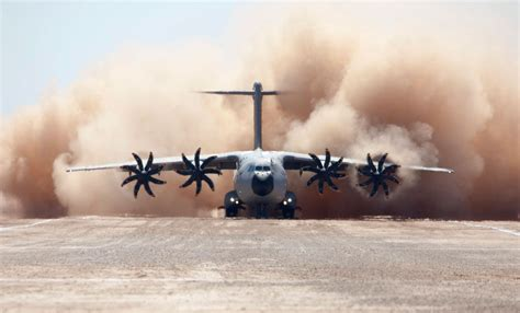 airbus proves more a400m capabilities and eyes exports