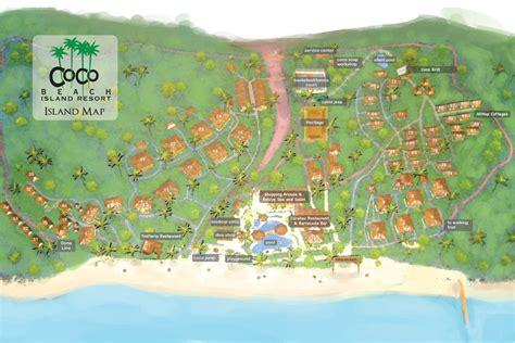 coco resort belize map gallery map coco island resort galera