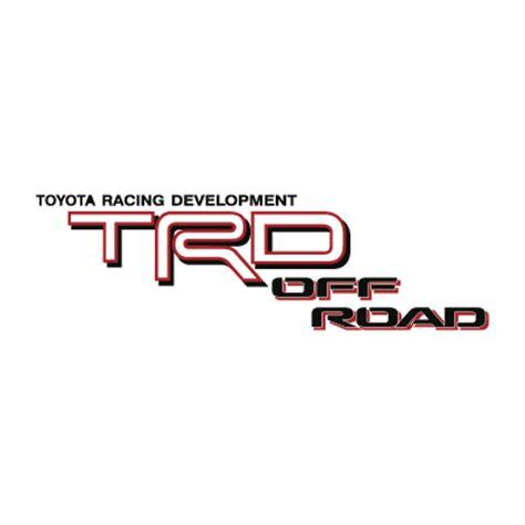 Emblem Logo Trd Kecil trd road vector logo vector logo free eps ai cdr