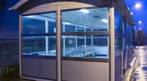 automated room paragon modular automated waiting enclosure