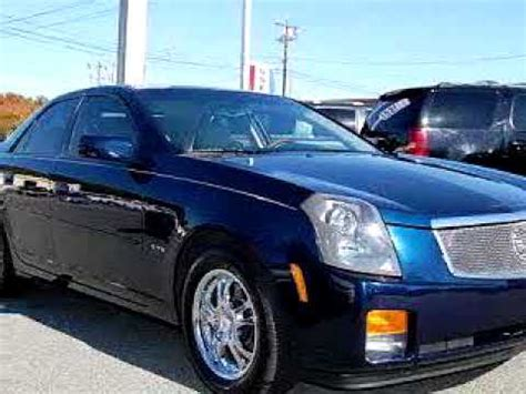 Bill Black Cadillac by Sold 2005 Cadillac Cts 27405 Bill Black Chevrolet