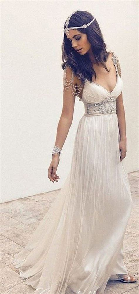 Vintage Chic Wedding Dresses by Top 18 Boho Wedding Dresses For 2018 Trends Oh Best Day