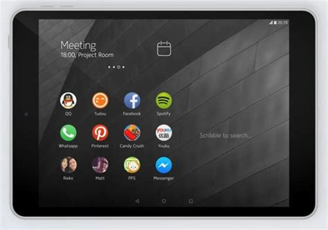 Tablet Android 8 Inchi Nokia N1 nokia n1 is a 7 9 inch 64 bit android 5 0 tablet for 249 liliputing
