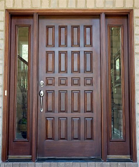 door pattern general fiberglass entry doors front side touch of