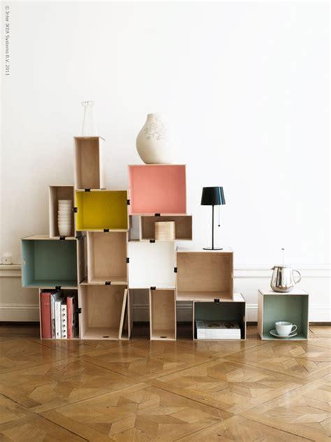 Modular Bookshelf System Ouno Design 187 Diy Bookshelf Ikea Hack