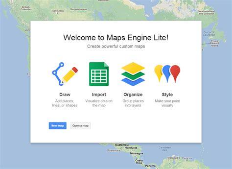 maps engine lite i kris os maps engine lite