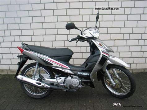 Suzuki Address 125 2009 Suzuki Adress 125 Moto Zombdrive