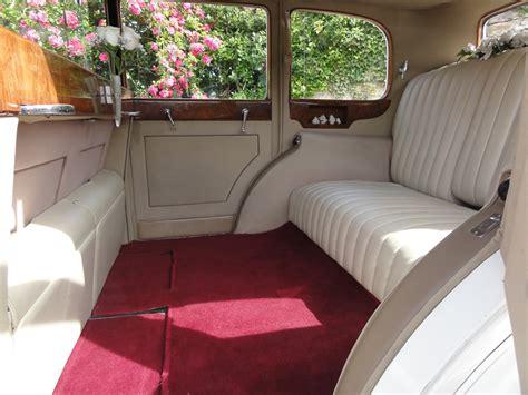 rolls royce vintage interior vintage ivory rolls royce wedding car sunderland vintage