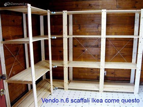 Scaffali Ikea Prezzi by Scaffali Legno Ikea Per Magazzino In Vendita Genova