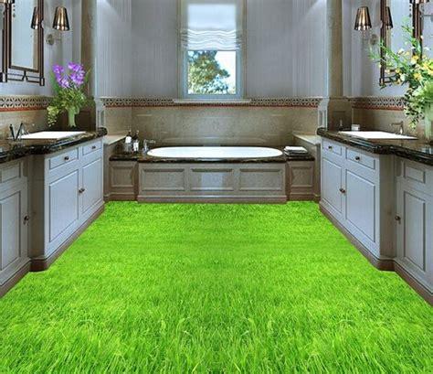 Moss Bath Rug 3d Bathroom Floor Bathroom 3d Bathrooms 3d Bathroom