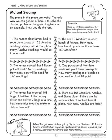 printable math worksheets word problems 3rd grade 17 best images about matt iep on pinterest zoos